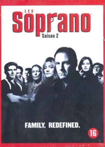 Coffrets DVD Les Sopranos Saison 2 et 3 à l'unité