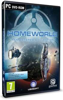 Homeworld Remastered Collection sur PC