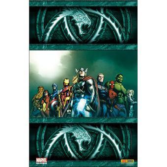 Comics Fear Itself Tome 4 (Iron Man / Hulk ...)