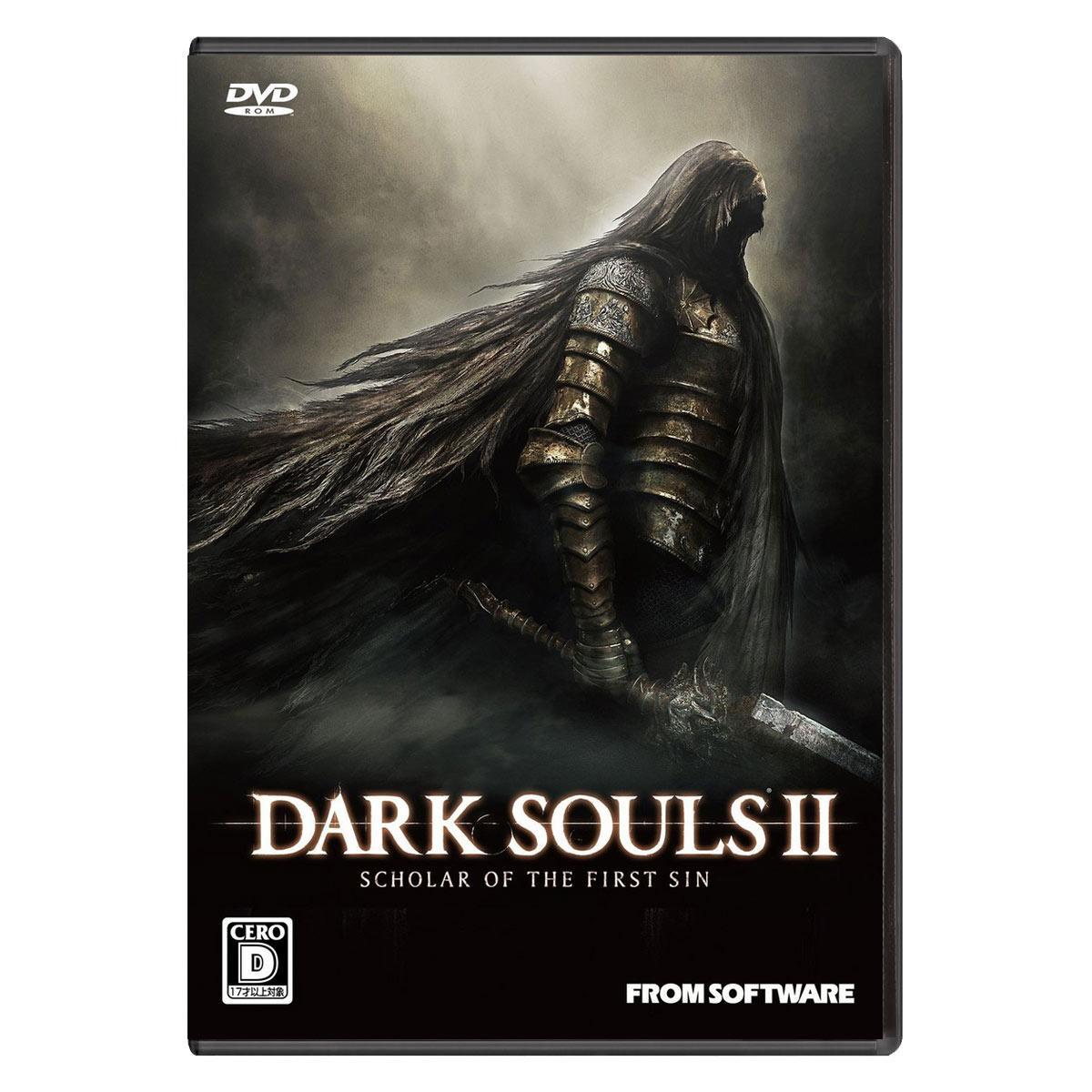 Dark Souls II Scholar of the First Sin sur PC
