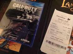 Call of Duty Ghost sur PS4