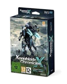 Xenoblade Chronicles X - Edition Collector sur Wii U