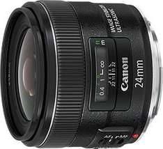Objectif Canon EF 24mm  f/2,8 IS USM