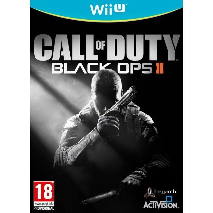 Call Of Duty : Black Ops 2 sur Wii U