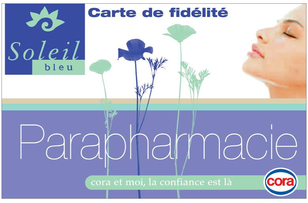 50% de reduction sur tout les produits de la Parapharmacie Cora Alès