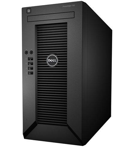 Micro Serveur Dell PowerEdge T20 - Pentium G3220 3.0 GHz - 4 Go RAM (T20-9179)