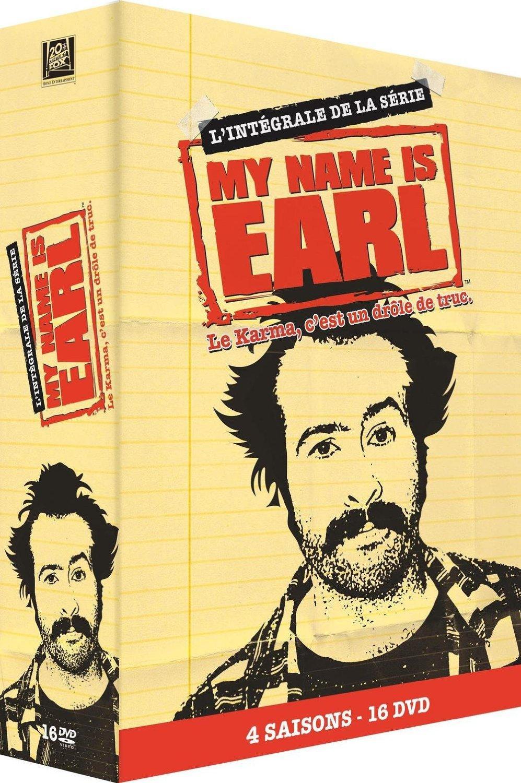 Coffret DVD : My name is earl, l'integrale des 4 saisons