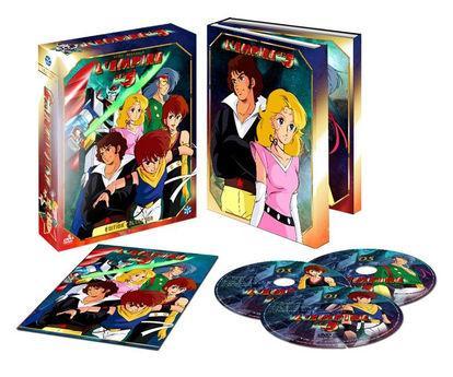 L'Empire des 5 Askadis Intégrale Coffret DVD + Livret Collector