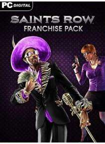Saints Row Ultimate Franchise Pack sur PC (Dématérialisé - Steam) + BEDLAM (offert)