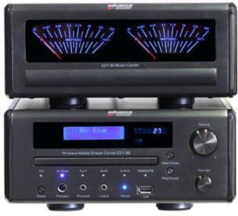 Chaîne-Hifi compacte Advance Acoustic EZY 80