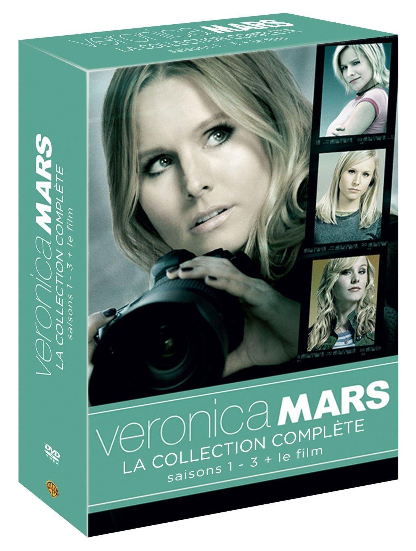 Coffret DVD Veronica Mars - La collection complète : saisons 1-3 + le film