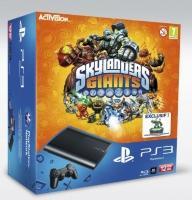 Sélection de Consoles en promo - Ex : Sony PS3 12 Go Noire + Pack de démarrage Skylanders Giants (Portail, 3 figurines)