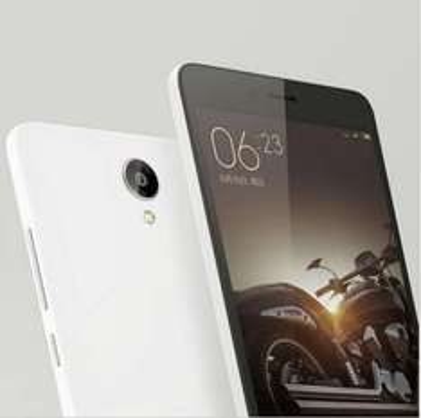 "Smartphone 5.5"" Xiaomi Redmi Note 2 (4G, Full HD, RAM 2 Go, ROM 16 Go, 64 bit, Helio X10 Octa Core) - Version TDD"