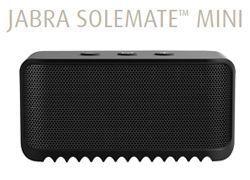 Enceinte Jabra Solemate Mini Noir Bluetooth 3.0 et NFC