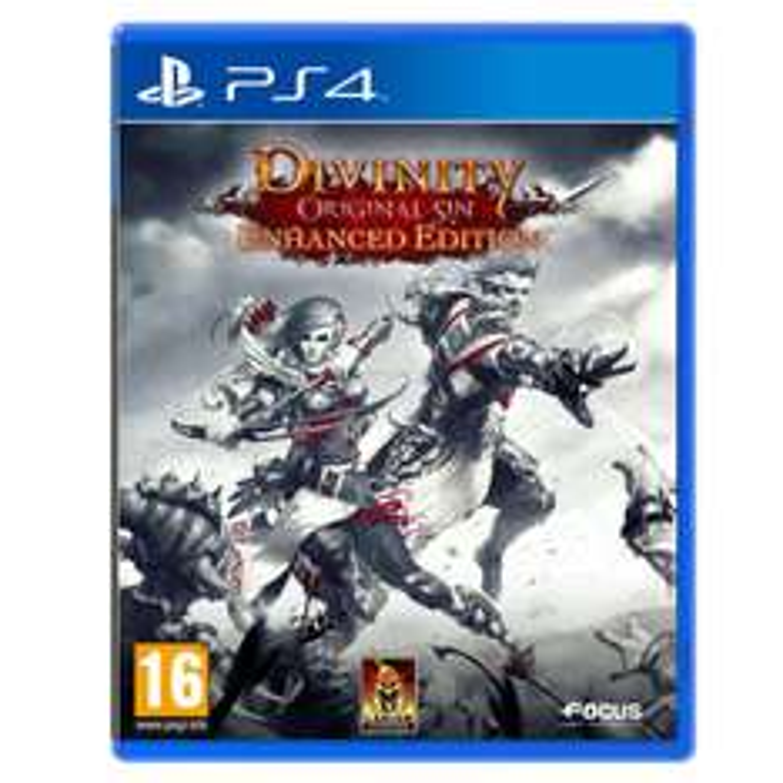 Divinity : Original Sin Enhanced Edition sur PS4 et Xbox One + steelbook