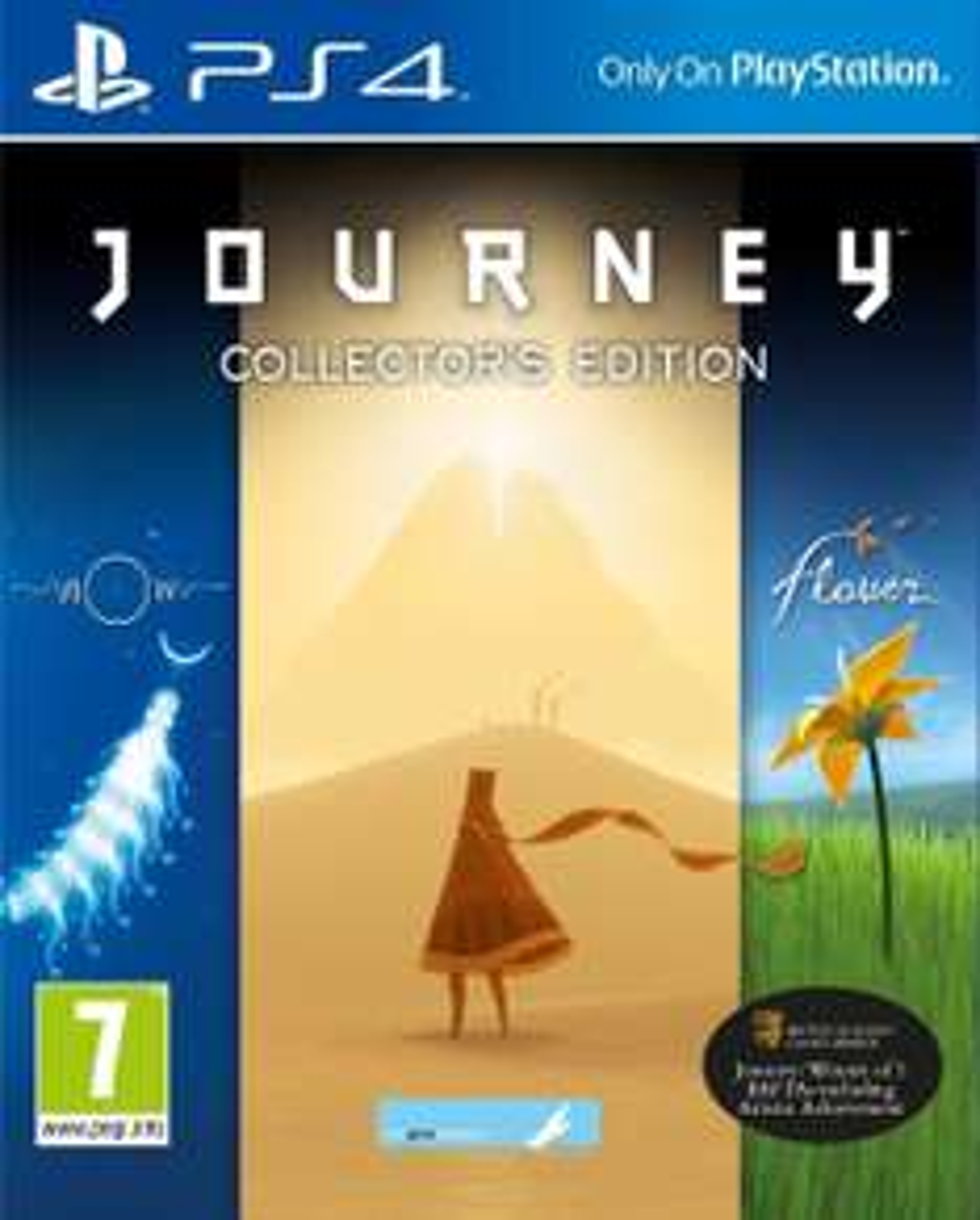 Journey édition collector sur PS4