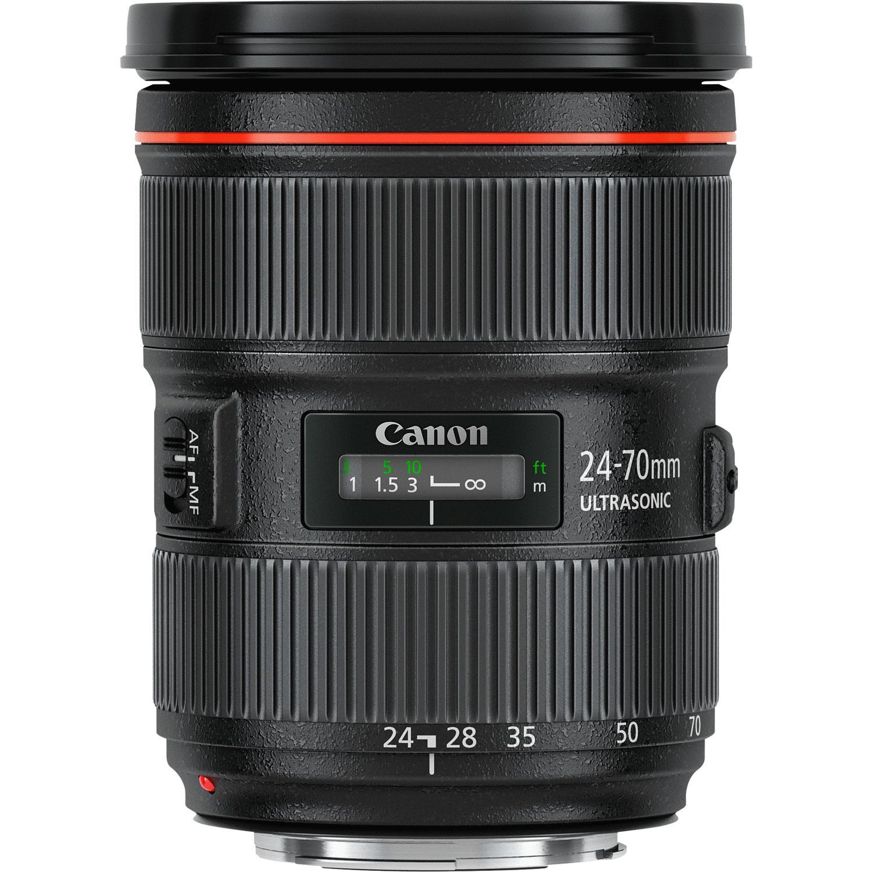 Objectif Canon EF 24-70mm f2.8L II USM