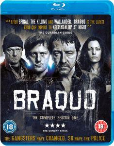 Blu-ray Saison 1 de la série Braquo
