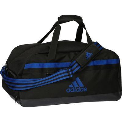 Sac de sport Adidas Tiro 55 L noir bleu