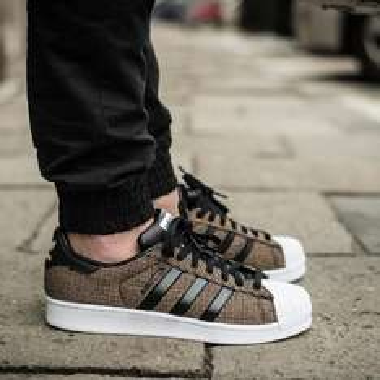 Chaussures Adidas Superstar Winterized
