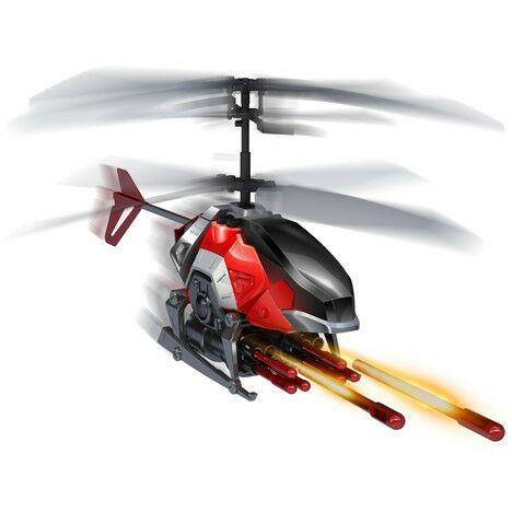 Hélicoptère radiocommandé Silverlit Heli Combat RC