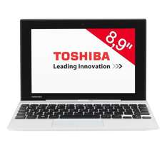 "PC portable convertible 8.9"" Toshiba Satellite Click Mini - Intel Atom Z3735F, 2 Go RAM, Full HD"