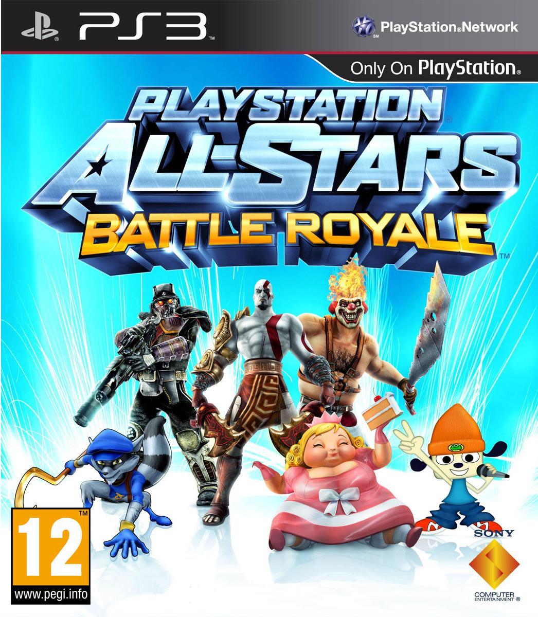 Playstation All-Stars Battle Royal pour PS3 & PS Vita (Cross buy) dématérialisé
