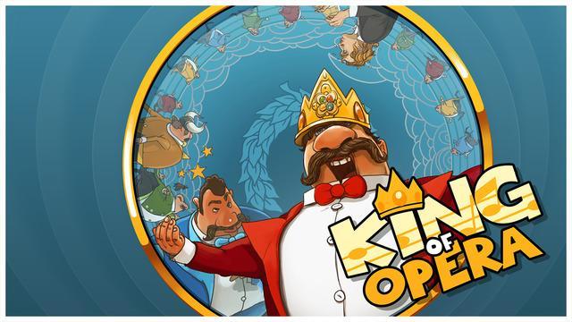 King of Opera - Multiplayer Party Game! gratuit sur iOS (au lieu de 2.99€)