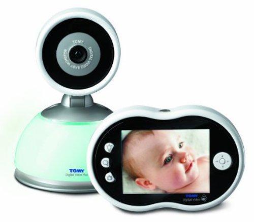 Ecoute bébé vidéo Tomy Digital Plus TDV 450