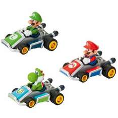 Pack de 3 Voitures Pull And Speed Mario Kart