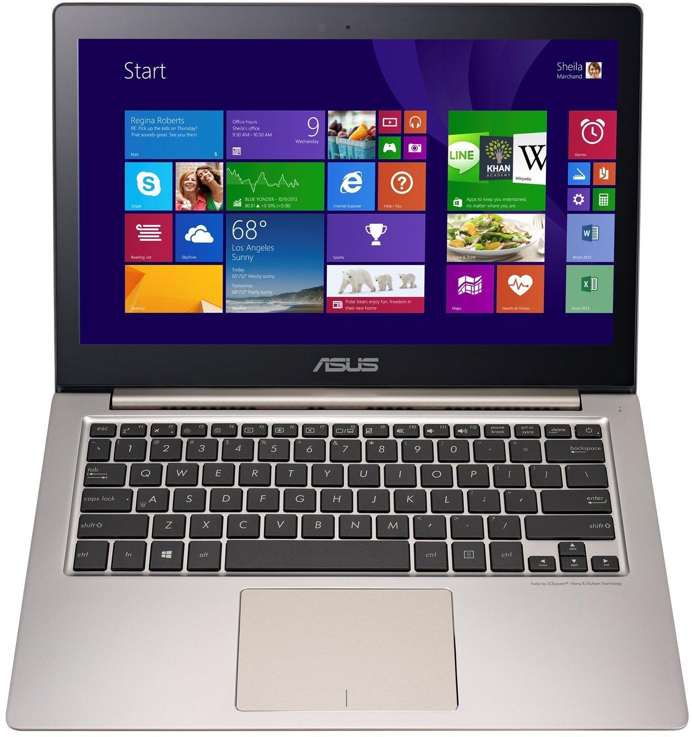 """PC Portable 13.3"""" Asus UX303LB-R4060H - Intel i7-5500U, 8 Go de RAM, 128 Go SSD, Geforce GT 940M - Clavier QWERTZ"""