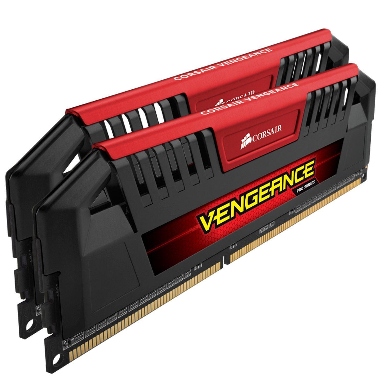 Mémoire DRR3 Corsair Vengeance Pro Series 16 Go (2x8 Go) - 1600Mhz, CL9
