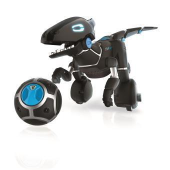 Robot MiPosaur Silverlight 40 cm Noir