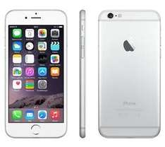 Apple iPhone 6 Gris ou Argent - 16 Go