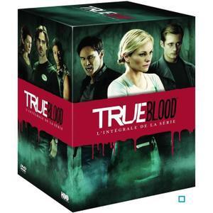 Coffret DVD True Blood : Intégrale (Saisons 1 à 7)
