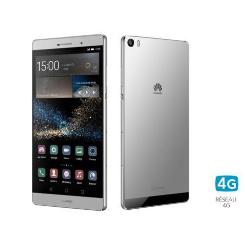 """Smartphone 6.8"""" Huawei P8 Max Titanium - 64 Go Gris"""