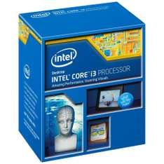 Processeur Intel Core i3-4170 : Socket 1150, 3.70GHz, 2 coeurs / 4 threads
