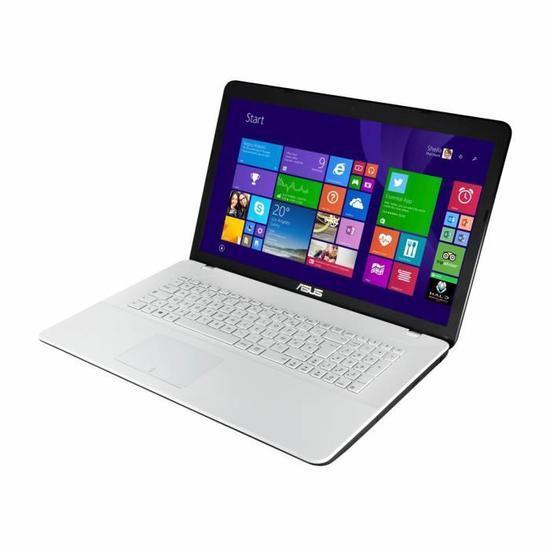 """PC Portable Asus 17,3"""" HD  X751LD-TY082H (i5-4200U, 4 Go Ram, 1 To HDD, GT 820M) - reconditionné"""