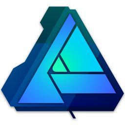 Application Affinity Designer sur Mac OS X