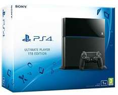Console Sony PS4 1To