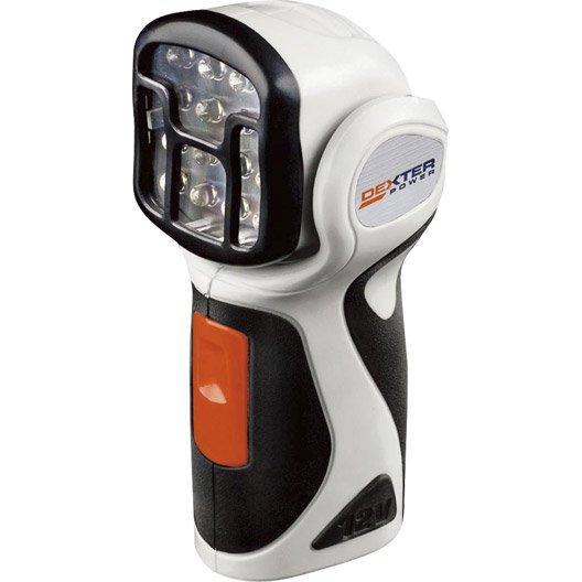 Lampe led rechargeable Dexter (sans batterie)