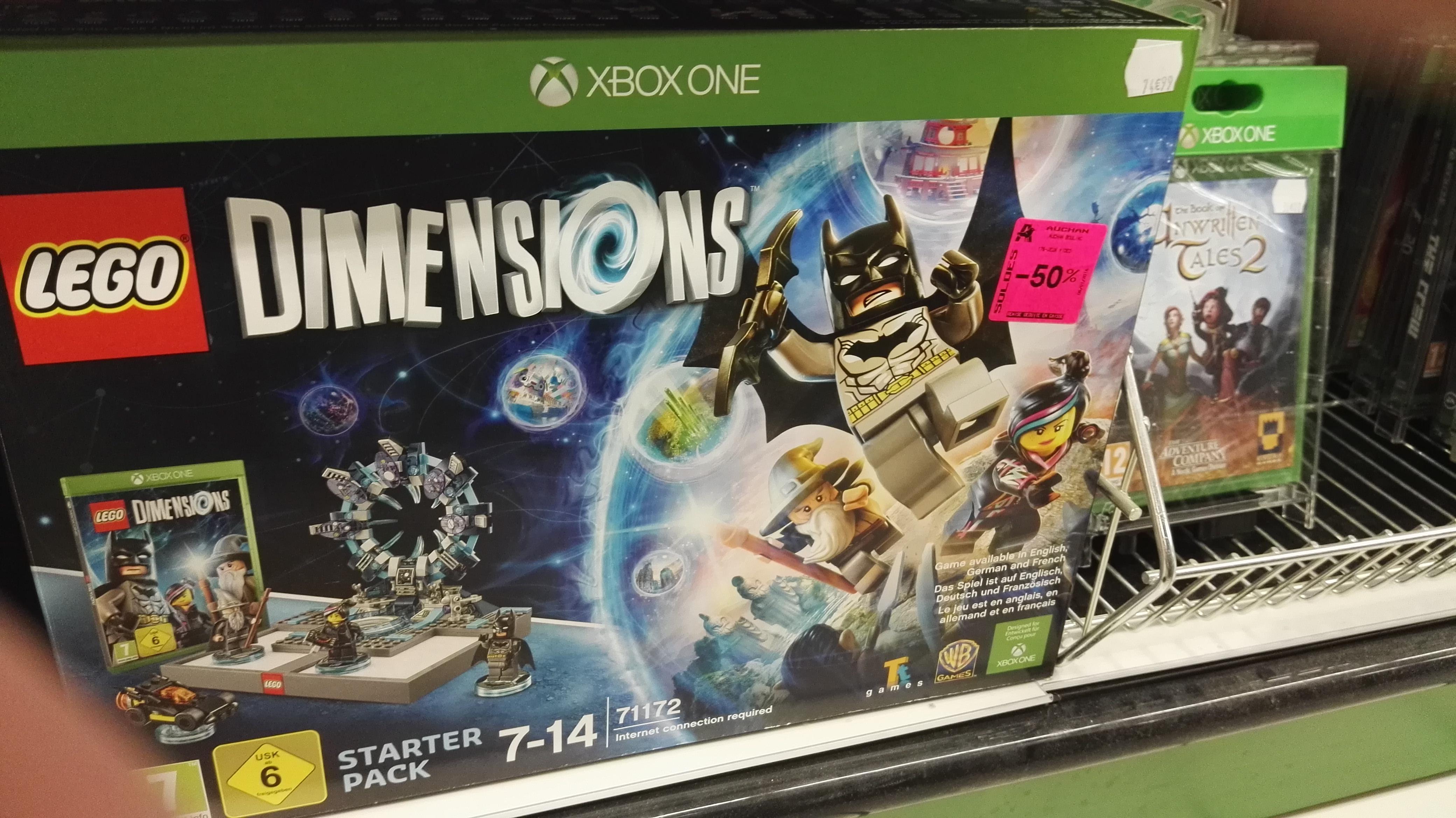 Sélection de packs Skylanders et Lego en promotion - Ex : lego dimension sur Xbox One