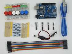 Kit d'initiation à l'arduino Uno R3