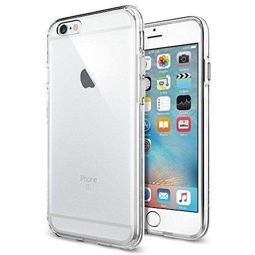 Coque iPhone 6/6s Spigen silicone