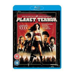 [Blu-ray] Planete terreur de Robert Rodriguez