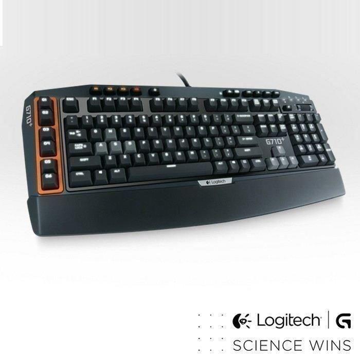 Clavier mécanique Gaming Logitech G710 +