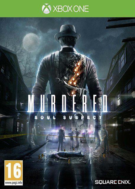 Murdered - Soul Suspect sur Xbox one