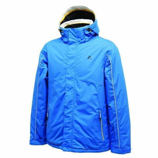 Blouson Darb 2B - Etanche et respirant, bleu (Tailles M ou L)