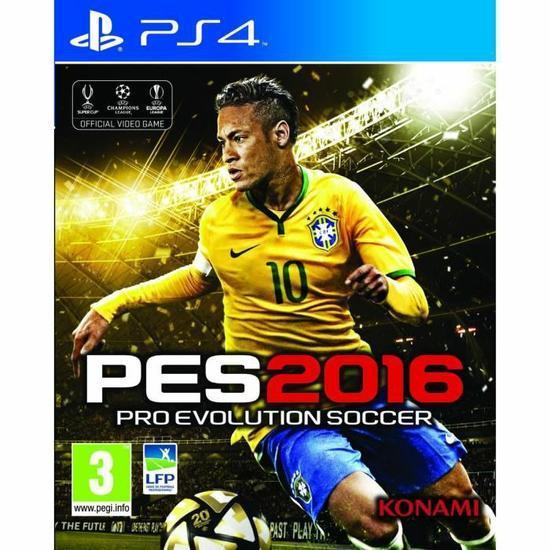 PES (Pro evolution Soccer) 2016 Edition Day 1 sur PS4