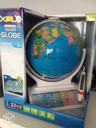 Smart globe ixplo